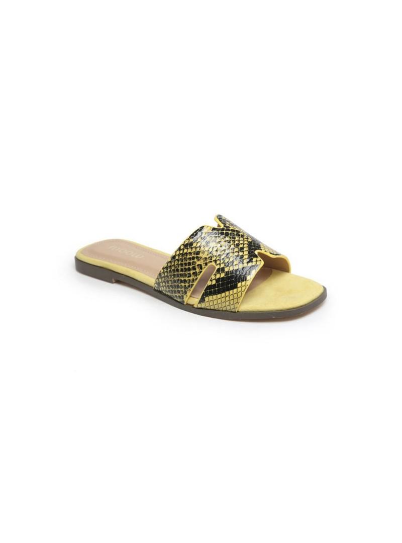 Sandale semelle cuir Chaussures