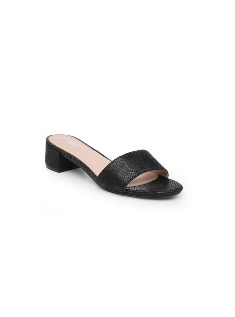 Chaussure petit talon ouvert Chaussures