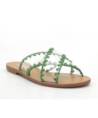 Sandale transparent Sandale