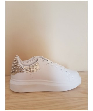 Basket bande perle Chaussures