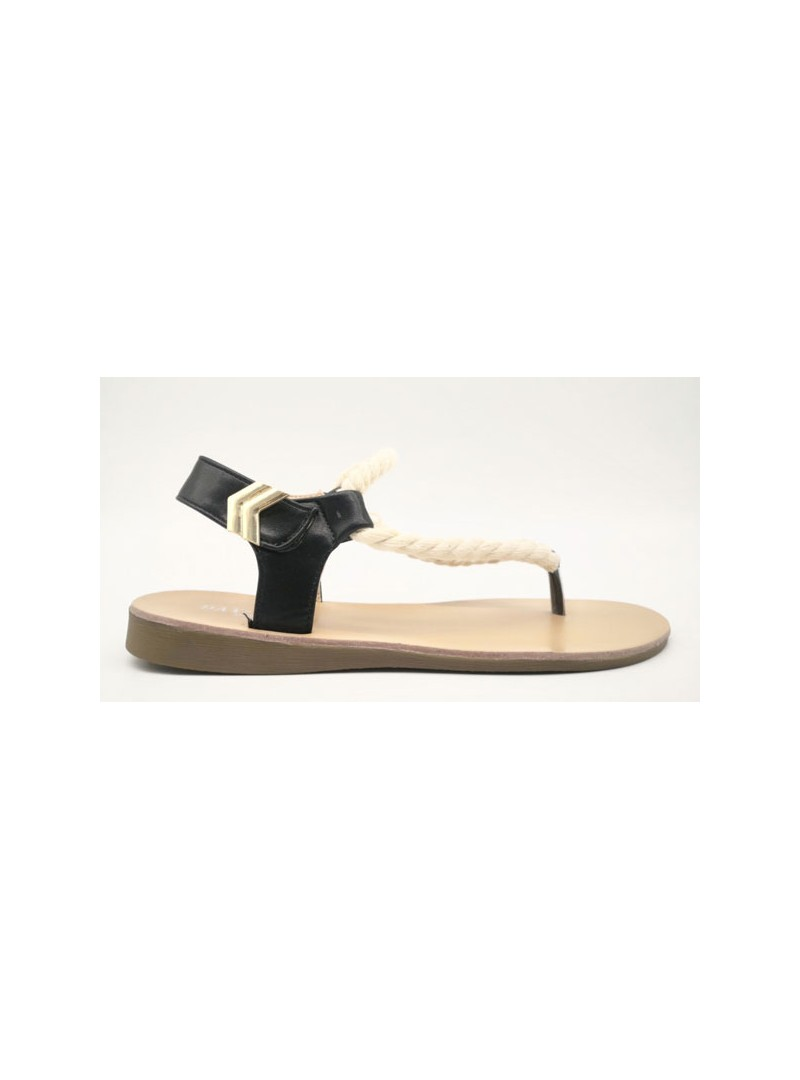 sandale plate Chaussures