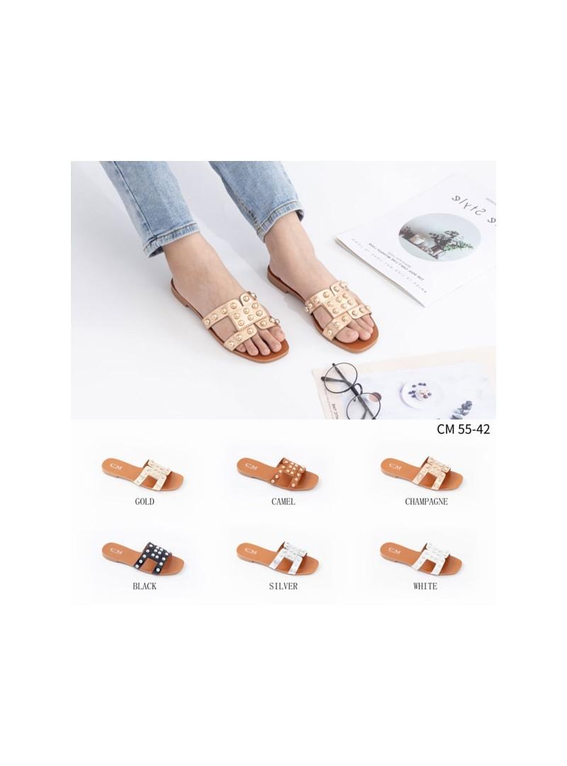 sandale semelle cuir Sandale